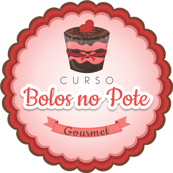 Curso Bolo no Pote Gourmet Online